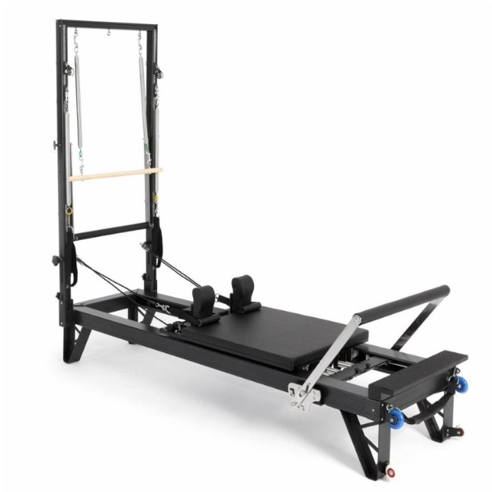 Pilates Aluminum Reformer HL 3 With Tower